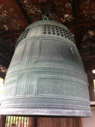 方広寺「国家安康」の鐘②