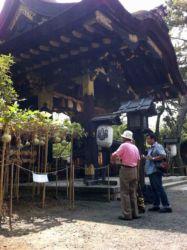 豊国神社ひょうたん